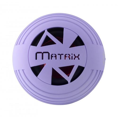Matrix nrg - Universal 3.5mm Portable Speaker - Purple